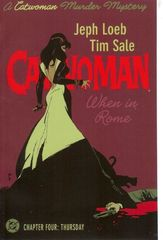 Catwoman: When In Rome 4 Chapter Four: Thursday