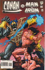 Conan (Marvel Comics 95 96) 7 Conan Vs. Man Of Iron