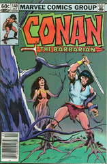 Conan The Barbarian Vol. 1 148 The Plague Of Forlek