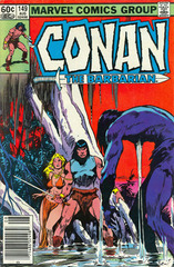 Conan The Barbarian Vol. 1 149 Deathmark