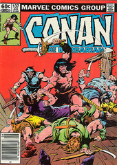 Conan The Barbarian Vol. 1 137 Titans Gambit