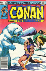 Conan The Barbarian Vol. 1 145 Son Of Cimmeria