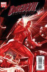 Daredevil Vol. 1 500 B Return Of The King Conclusion / Dark Reign: The List   Daredevil Preview / 3 Jacks / Pinup Gallery / Dare