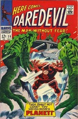 Daredevil Vol. 1 28 Thou Shalt Not Covet Thy Neighbors Planet