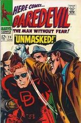 Daredevil Vol. 1 29 Unmasked!
