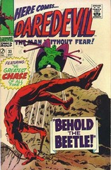 Daredevil Vol. 1 33 Behold ... The Beetle!
