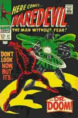 Daredevil Vol. 1 37 Dont Look Now But Its    Dr. Doom!