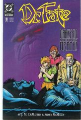 Dr. Fate Vol. 2 10 The Death Of Innocence Part 1: Denial