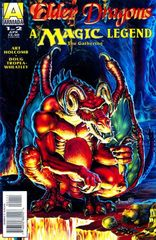 Elder Dragons: A Magic The Gathering Legend 1
