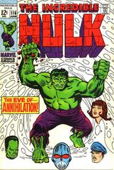 The Incredible Hulk Vol. 1 116 The Eve Of... Annihilation