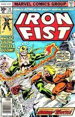 Iron Fist Vol. 1 14 A Snowfire