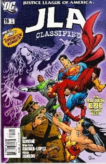 Jla Classified 16 The Hypothetical Woman Part 1: Never Brought To Mind