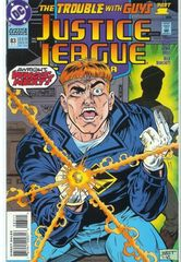 Justice League International / America 83 The Trouble With Guys Part 1