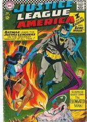 Justice League Of America Vol. 1 51 Z  As In Zatanna  And Zero Hour