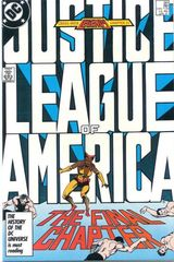 Justice League Of America Vol. 1 261 Legends   Chapter 21 / The End Of The Justice League Of America Part 4: Last Stand