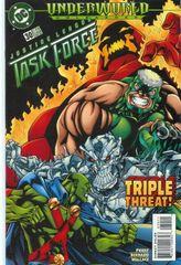 Justice League Task Force 30 Underworld Unleashed Thunderworld