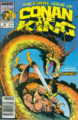 King Conan / Conan The King 55 Nightmare