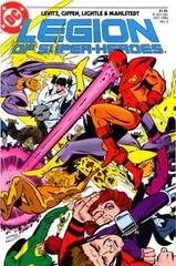 Legion Of Super Heroes Vol. 3 3 Everywhere A Villain...?