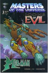 Masters Of The Universe: Icons Of Evil 1 Mer Man