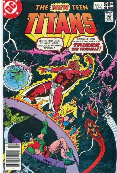 The New Teen Titans Vol. 1 6 Last Kill!