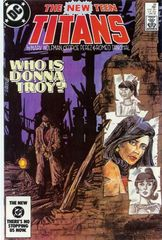 The New Teen Titans Vol. 1 38 Who Is Donna Troy?