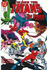 The New Teen Titans Vol. 2 25 Hell Is  The Hybrid Pt 2