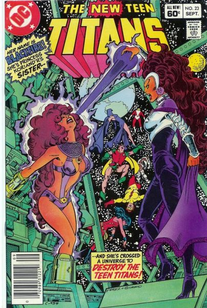 The New Teen Titans Vol. 1 23 Kidnapped!