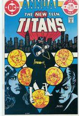 The New Teen Titans Vol. 1 Annual 2 The Murder Machine