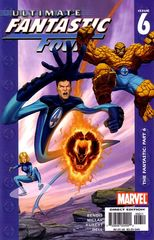 Ultimate Fantastic Four 6 The Fantastic Part 6