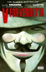V For Vendetta Trade Paperback (Mature Readers)