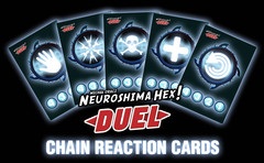 Neuroshima Hex! Duel Chain Reaction Cards