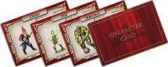 Talisman 4th Edition Optional Characters