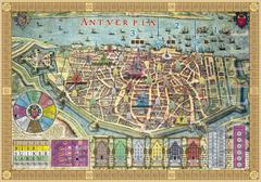 Hamburgum Expansion: Antverpia