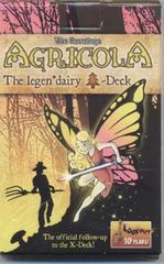 Agricola: The Legen*dairy Forest Deck