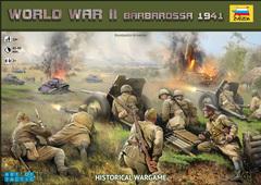 World War II: Barbarossa 1941