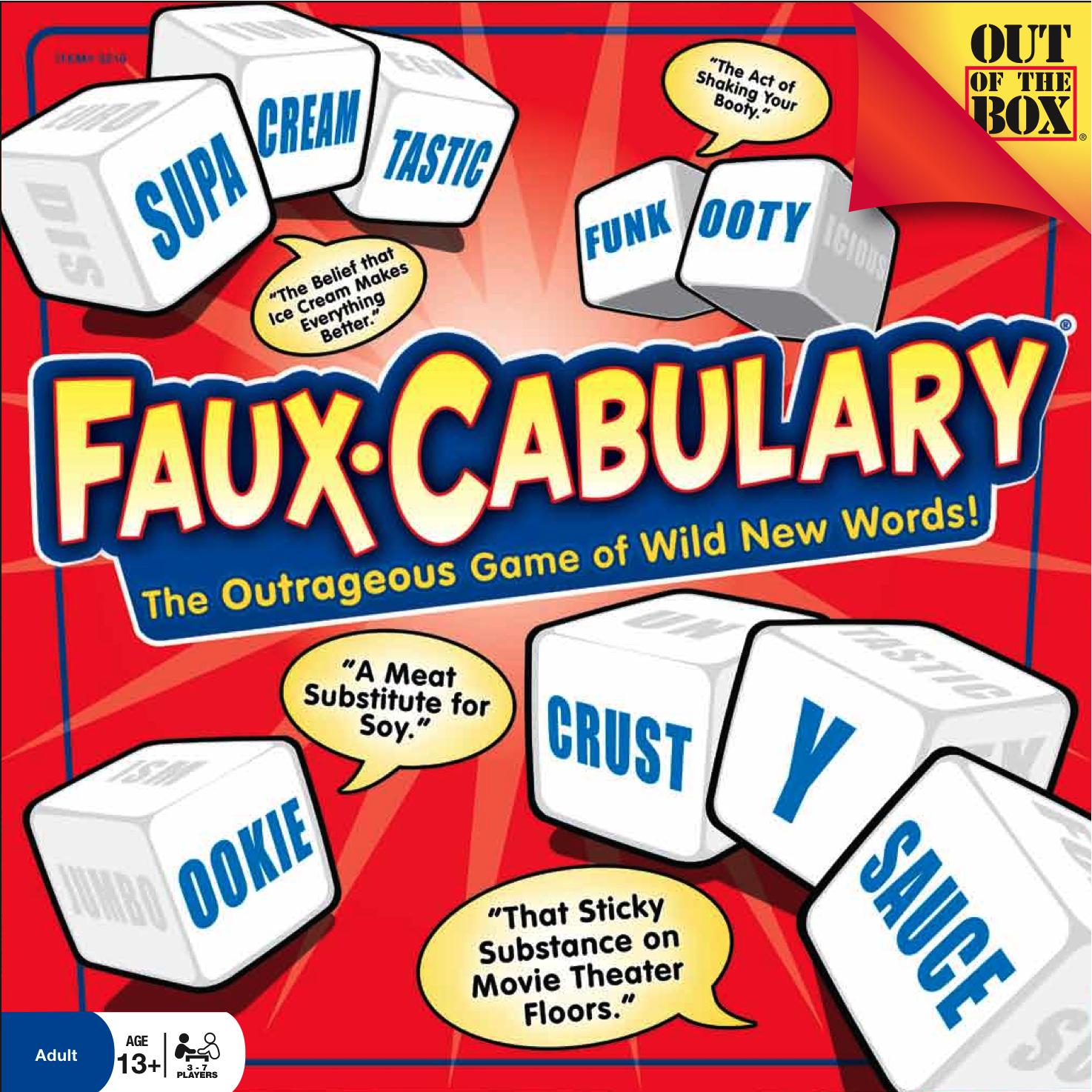 Faux-Cabulary