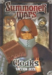 Summoner Wars: Cloaks Faction Deck