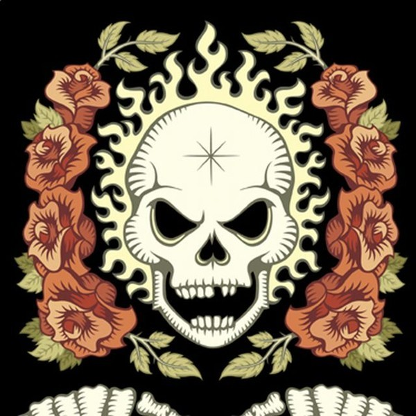 Skull (Bilingual)