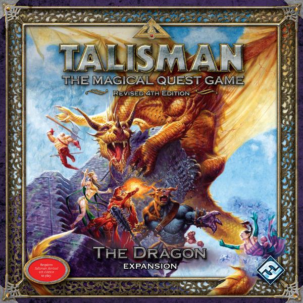 Talisman (fourth edition): The Dragon Expansion