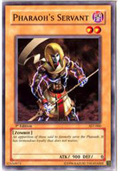 Pharaoh's Servant - AST-060 - Common - 1st Edition