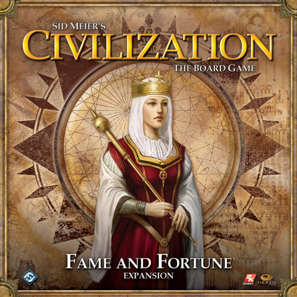 Sid Meiers Civilization: The Board Game - Fame and Fortune
