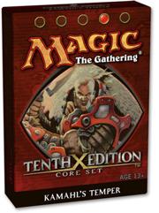 10th Edition Theme Deck - Kamahls Temper