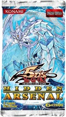 Hidden Arsenal 1st Edition Booster Pack