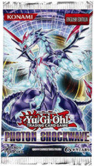 Yu-Gi-Oh Photon Shockwave Unlimited Booster Pack