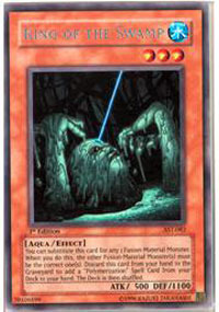 King of the Swamp - AST-082 - Rare - 1st Edition