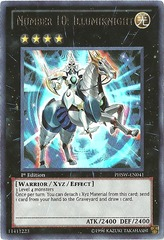Number 10: Illumiknight - PHSW-EN041 - Ultra Rare - 1st Edition