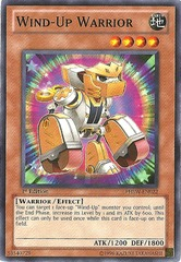 Wind-Up Warrior - PHSW-EN022 - Common - 1st Edition