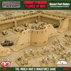 BB124: Desert Fort Ruins