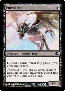 Putrid Imp - Foil