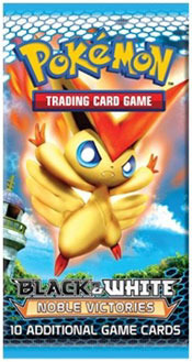 BW - Noble Victories Booster Pack